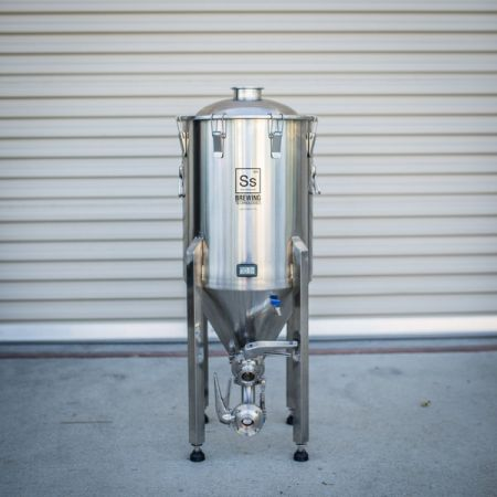 CHRONICAL BREWMASTER 14 GAL(US)/52L FERMENTER (DUE OCT)