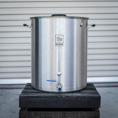 Ss Brew Kettle 30 Gal US/113L (DUE OCT)