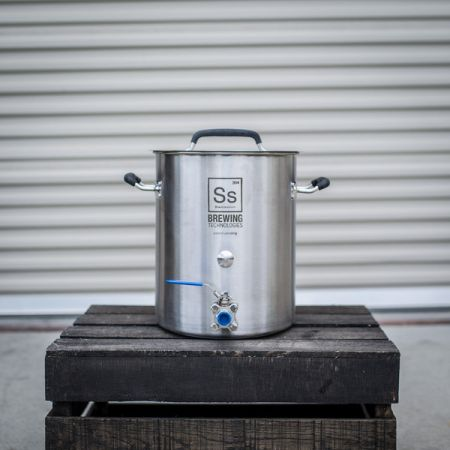 Ss Brew Kettle 5.5 Gal/20L (DUE OCT)