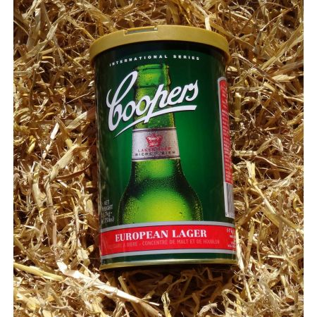 Coopers European Lager 40 Pts
