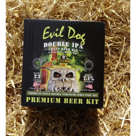 Bulldog Evil Dog American Double IPA