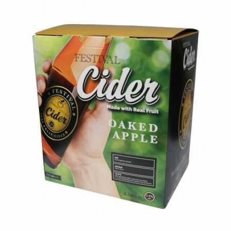 Festival Cider Kit - Oaked Apple