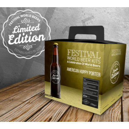 Festival American Hoppy Porter - Ltd Edition
