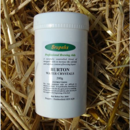 Burton Water Crystals - 400g