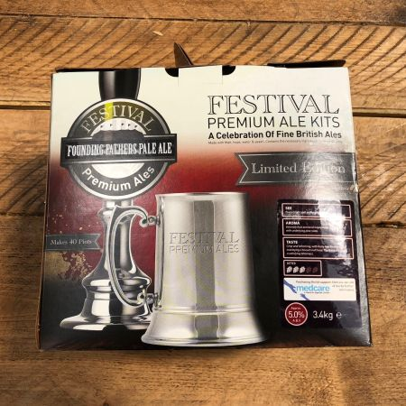 Festival Founding Fathers Pale Ale - Ltd Edition