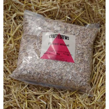 Flaked Wheat (UNMALTED) 1kg