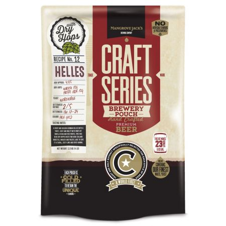 Mangrove Jack's Helles Lager Pouch