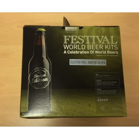Festival Gluten Free American India Pale Ale - Ltd Edition