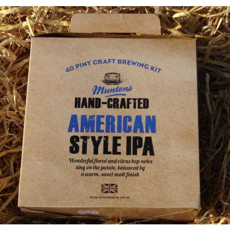 Muntons Hand Crafted - American Style IPA