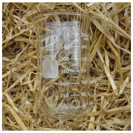 Glass Beaker 400ml
