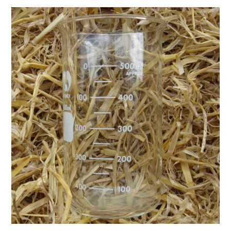 Glass Beaker 600ml