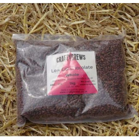 Warminster Chocolate Malt Low Colour WHOLE 1kg
