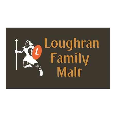 Loughran Family IPA Malt Crushed 25kg