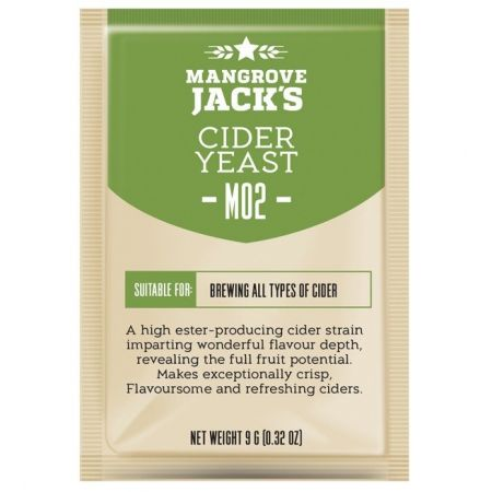 Mangrove Jack's Craft Series - M02 Cider Yeast