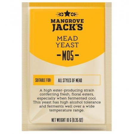 Mangrove Jack's Craft Series - M05 Mead Yeast