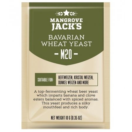 Mangrove Jack's Craft Series - M20 Bavarian Wheat