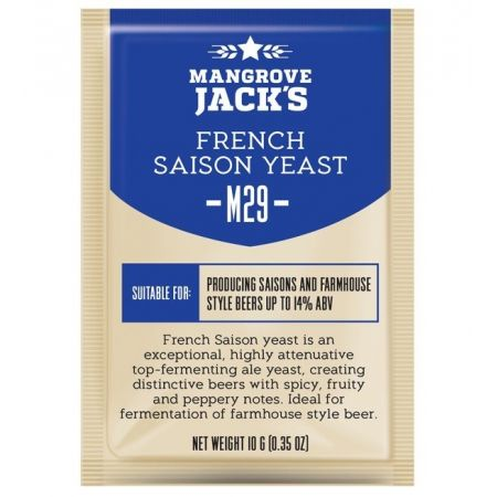 Mangrove Jack's Craft Series - M29 French Saison Ale