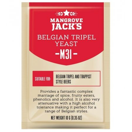 Mangrove Jack's Craft Series - M31 Belgian Tripel Yeast
