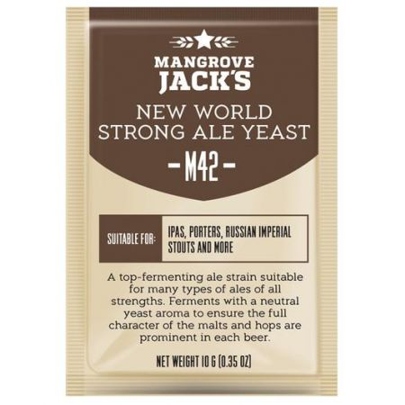 Mangrove Jack's Craft Series - M42 New World Strong Ale