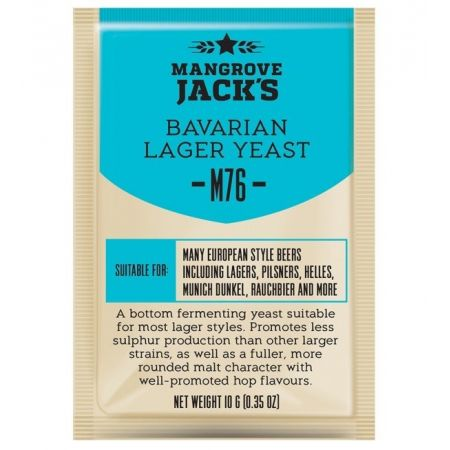 Mangrove Jack's Craft Series - M76 Bavarian Lager