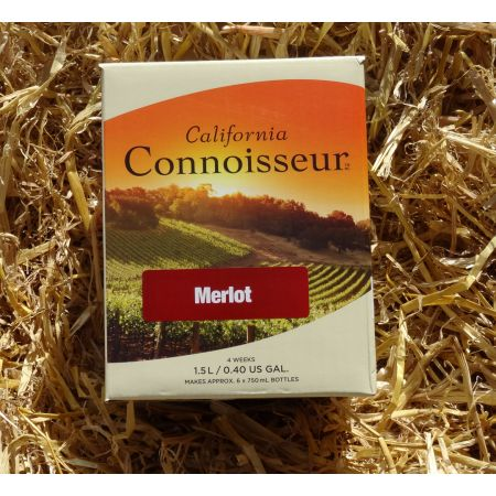 A California Connoisseur Merlot 6 bottle