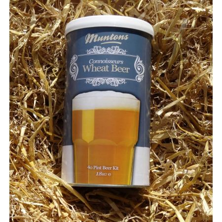 Muntons Connoisseur's Wheat Beer 1.8kg