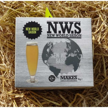 American Beers - New World Saison