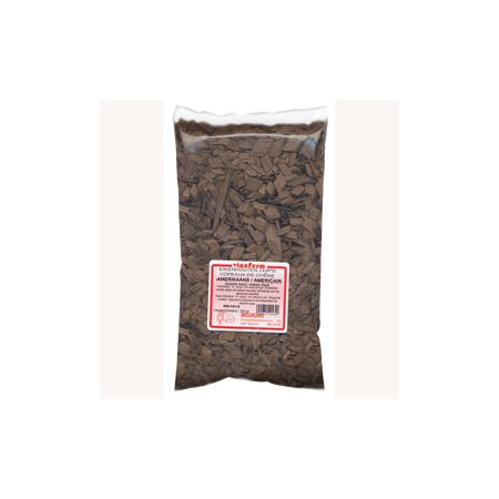 American Heavy Toast Oak Chips (1KG)