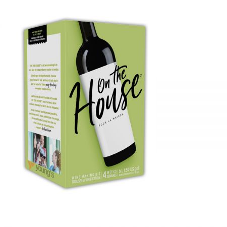 On The House Riesling 30 bottle