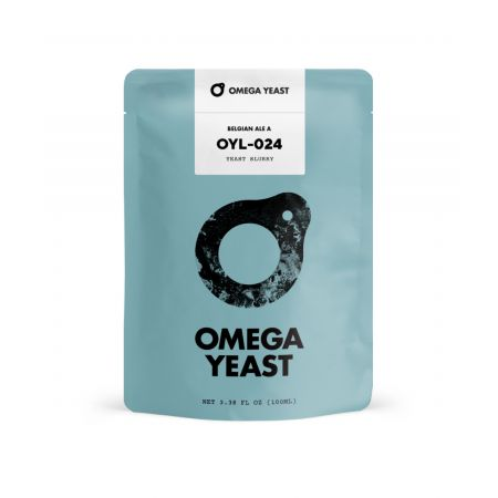 Omega Labs - Belgian A SHORT DATED FEB 2020