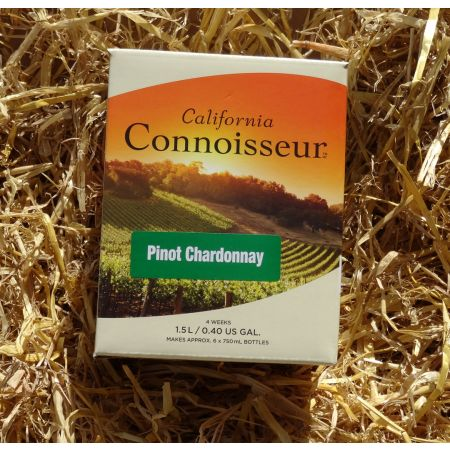A California Connoisseur Pinot Chardonnay 6 bottle
