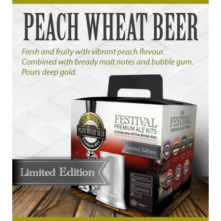 Festival Peach Wheat