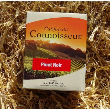 A California Connoisseur Pinot Noir 6 bottle
