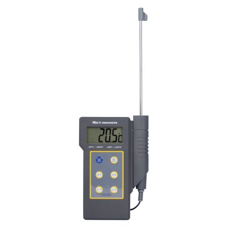 Vinoferm Digital Thermometer with Probe and Alarm