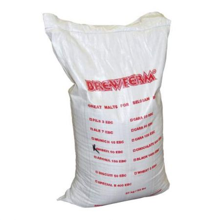 Brewferm Belgian Pilsner Malt WHOLE 25kg