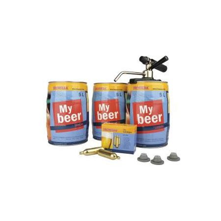 A Mini Keg Starter Kit