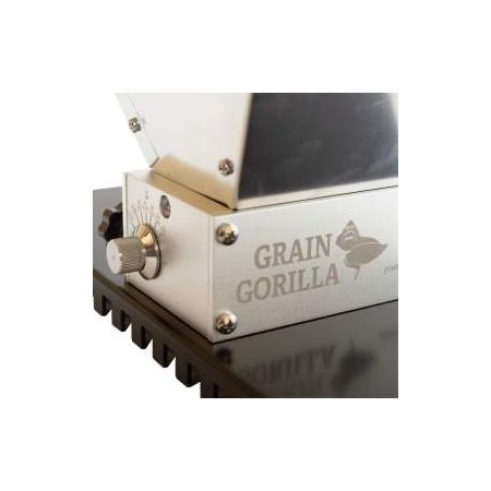 Brewferm Grain Gorilla Malt Mill adjustable rollers