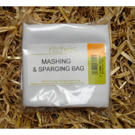 New Mashing & Sparging Bag