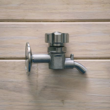 "Sample Valve | 1.5"" TC"