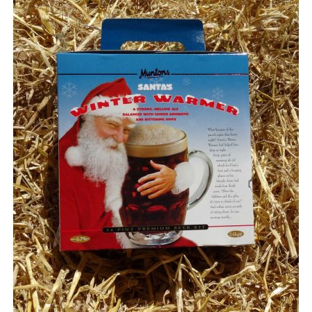 Muntons Premium Gold Santa's Winter Warmer 3.6kg