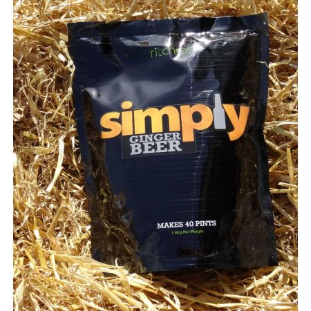 Simply Beer - Ginger Beer 1.8kg