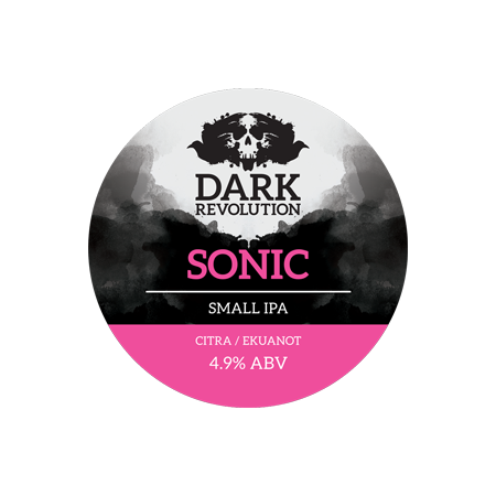 Sonic Small IPA Recipe pack