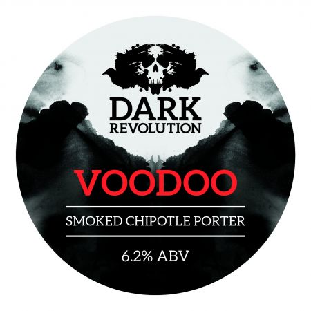 Stove Toppers -  Voodoo - Smoked Chipotle Porter