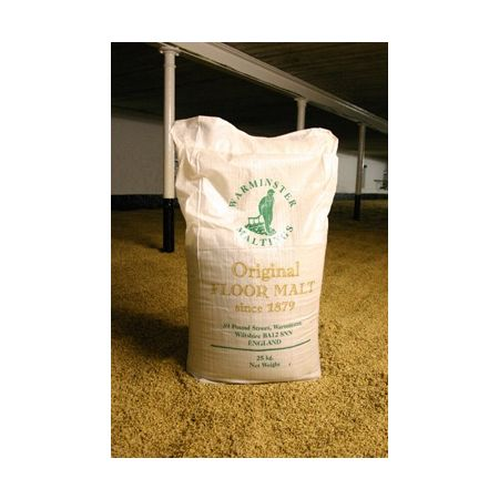 Warminster Organic Pale Malt WHOLE 25kg