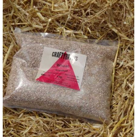 Warminster Wheat Malt Crushed 3kg