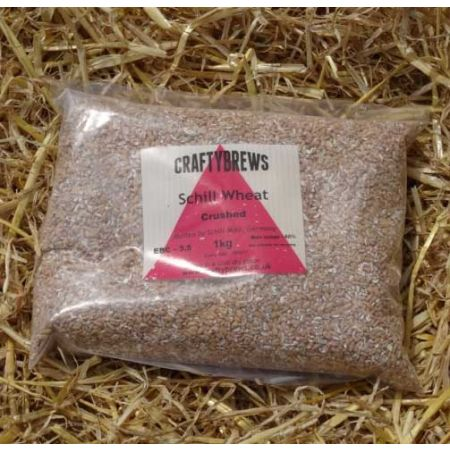 Bamberger  Wheat Malt Crushed 3kg