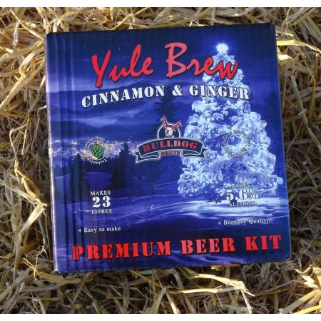 Bulldog Yule Brew Xmas Kit