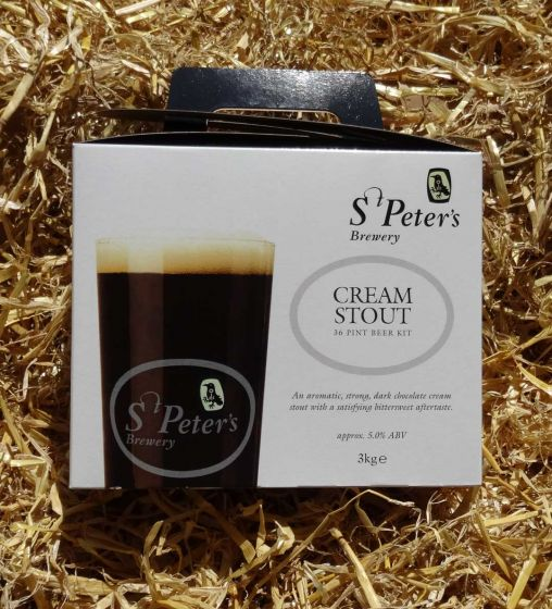St Peters Cream Stout 36PT