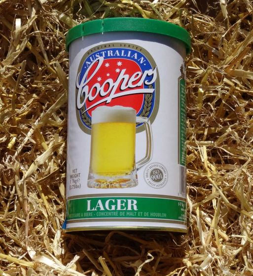 Coopers Australian Lager 40 Pts