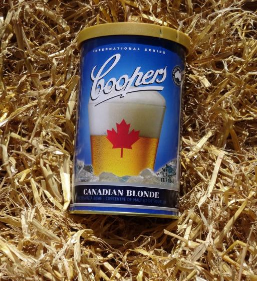Coopers Canadian Blonde 40 Pts